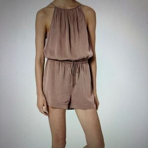 Other - Woman's romper light pink size 4